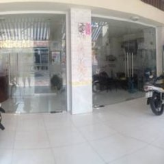 Thanh Mai Hotel Chau Doc парковка