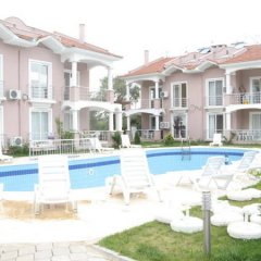 Dream of Holiday Holiday Home Турция, Олудениз - отзывы, цены и фото номеров - забронировать отель Dream of Holiday Holiday Home онлайн бассейн фото 2