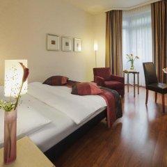 Mövenpick Hotel München-Airport комната для гостей фото 2