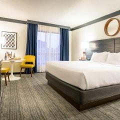 Отель OYO Hotel & Casino (formerly Hooters Casino Hotel) США, Лас-Вегас - отзывы, цены и фото номеров - забронировать отель OYO Hotel & Casino (formerly Hooters Casino Hotel) онлайн комната для гостей фото 4