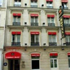 Отель Jean Gabriel Париж