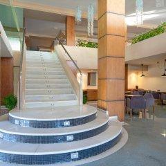 Отель Thb Cala Lliteras Испания, Кала Ратьяда - отзывы, цены и фото номеров - забронировать отель Thb Cala Lliteras онлайн интерьер отеля