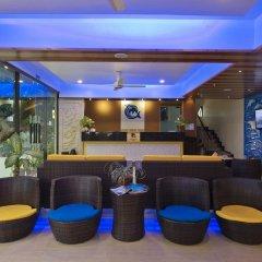 Arena Beach Hotel гостиничный бар