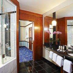 Отель Seaside Park Hotel Leipzig Германия, Лейпциг - 1 отзыв об отеле, цены и фото номеров - забронировать отель Seaside Park Hotel Leipzig онлайн ванная