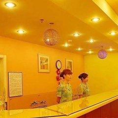 Отель Home Inn (Chongqing Exhibition Center) интерьер отеля