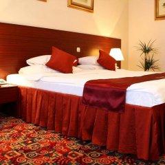Hotel Holiday Zagreb комната для гостей