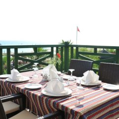 Отель Lyra Resort - All Inclusive Сиде балкон
