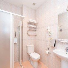 Отель Rija Irina Рига ванная