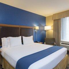 Отель Holiday Inn Express - New York City Chelsea комната для гостей