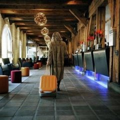 Отель Admiral Германия, Мюнхен - 1 отзыв об отеле, цены и фото номеров - забронировать отель Admiral онлайн интерьер отеля фото 2
