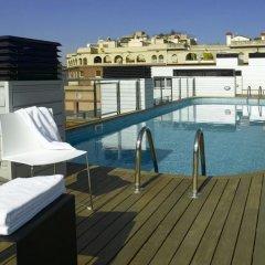 Отель Aparthotel Bcn Montjuic Барселона бассейн фото 3