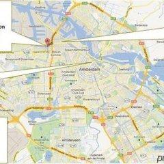 Отель Amsterdam ID Aparthotel Нидерланды, Амстердам - отзывы, цены и фото номеров - забронировать отель Amsterdam ID Aparthotel онлайн городской автобус
