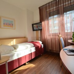 Hotel Am Spichernplatz комната для гостей фото 4
