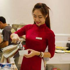 Отель La Beaute De Hanoi Ханой питание фото 3