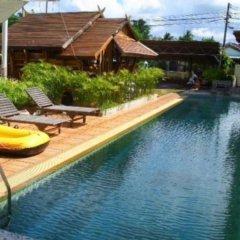 Отель Phuket 7-Inn бассейн
