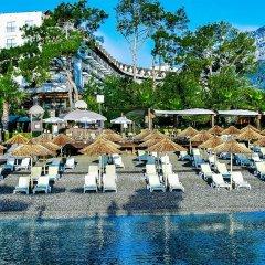 Отель Alkoclar Exclusive Kemer Кемер пляж
