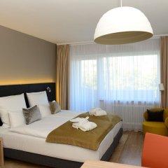 Отель Frederics München City Schwabing комната для гостей фото 2