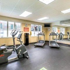 Отель Clarion Inn Frederick Event Center фитнесс-зал