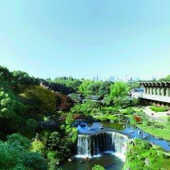 Отель New Otani (Garden Tower Wing) Токио балкон