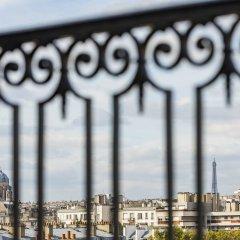 Отель Best Western Plus La Demeure балкон