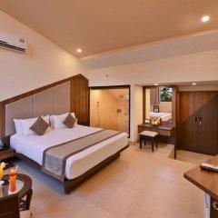 Отель Resort Rio Индия, Арпора - отзывы, цены и фото номеров - забронировать отель Resort Rio онлайн комната для гостей фото 4