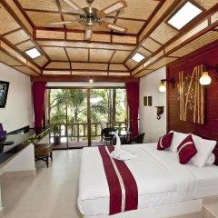 Отель Friendship Beach Resort & Atmanjai Wellness Centre 3* Стандартный номер с различными типами кроватей фото 3