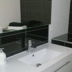 Отель Les Nenuphars ванная
