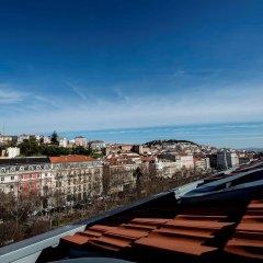 Отель BessaHotel Liberdade Португалия, Лиссабон - 1 отзыв об отеле, цены и фото номеров - забронировать отель BessaHotel Liberdade онлайн бассейн фото 3