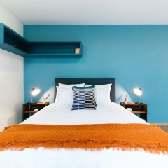 Отель Huge and Incredible 2BR 2BA Apt. in the Heart of La Condesa Мехико комната для гостей