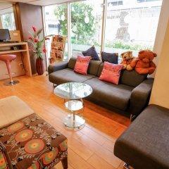 Отель Nida Rooms Saladaeng 130 Silom Walk Бангкок комната для гостей фото 2
