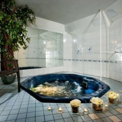 Hestia Hotel Barons бассейн
