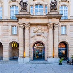 Отель Star Inn Premium Haus Altmarkt, By Quality Дрезден