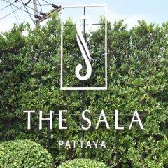 Отель The Sala Pattaya Паттайя спа
