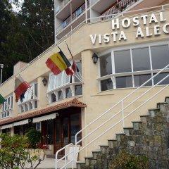 Отель Vista Alegre Hostal Кастро-Урдиалес фото 15
