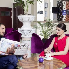 Отель Cron Palace Tbilisi Тбилиси детские мероприятия фото 2