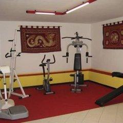 Hotel Giordo Римини фитнесс-зал