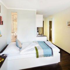 Отель The Flag Zürich Швейцария, Цюрих - 2 отзыва об отеле, цены и фото номеров - забронировать отель The Flag Zürich онлайн комната для гостей фото 4