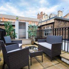 Отель Luxurious 4 Bedroom Flat by Baker Street Великобритания, Лондон - отзывы, цены и фото номеров - забронировать отель Luxurious 4 Bedroom Flat by Baker Street онлайн балкон
