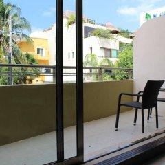 Отель Koox La Mar Condhotel Плая-дель-Кармен балкон