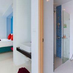 Отель The Frutta Boutique Patong Beach 3* Стандартный номер с различными типами кроватей фото 14