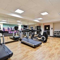 Отель Hyatt Place Columbus/Worthington Колумбус фитнесс-зал фото 2