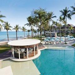 Отель Outrigger Laguna Phuket Beach Resort Таиланд, Пхукет - 8 отзывов об отеле, цены и фото номеров - забронировать отель Outrigger Laguna Phuket Beach Resort онлайн бассейн