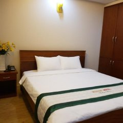 Green Ruby Hotel комната для гостей