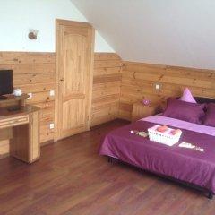 Гостиница ECO House комната для гостей фото 2