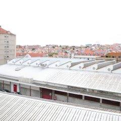 Отель Sunny Lisbon - Guesthouse and Residence парковка