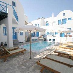 Отель Sea Side Beach Hotel Греция, Остров Санторини - отзывы, цены и фото номеров - забронировать отель Sea Side Beach Hotel онлайн фото 4