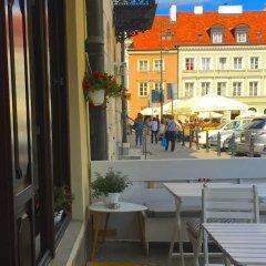 Oki Doki Old Town Hostel Варшава балкон