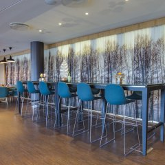 Radisson Blu Hotel Oslo Alna гостиничный бар
