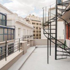 Отель Karitsi Place балкон