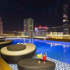 Отель Liberty Central Saigon Citypoint бассейн фото 3